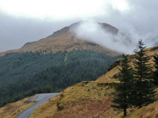 . mountain