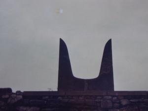 Bull horns, Knossos