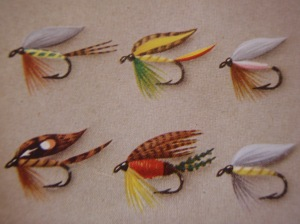 detail from Trout