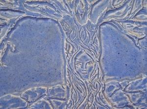 Tree Talk (ceramic) Carolyn Page